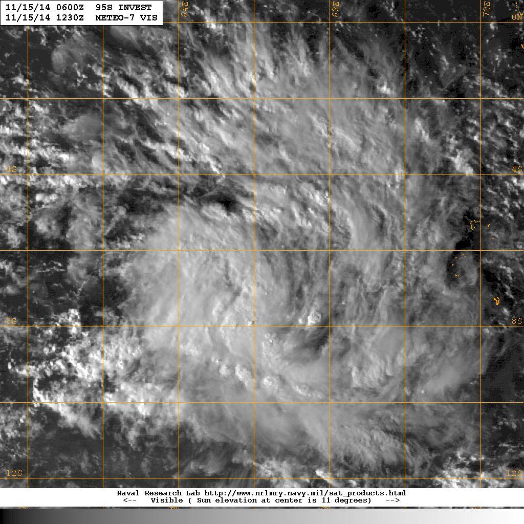 95S 15/11/2014 12H30 UTC