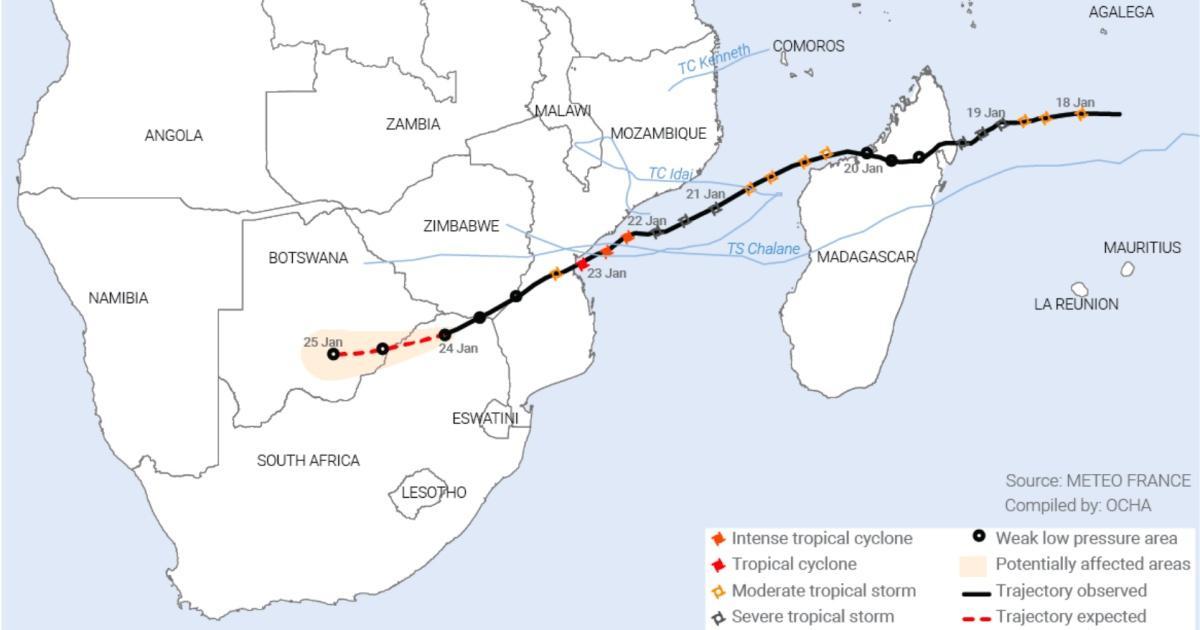 Afrique australe eloise