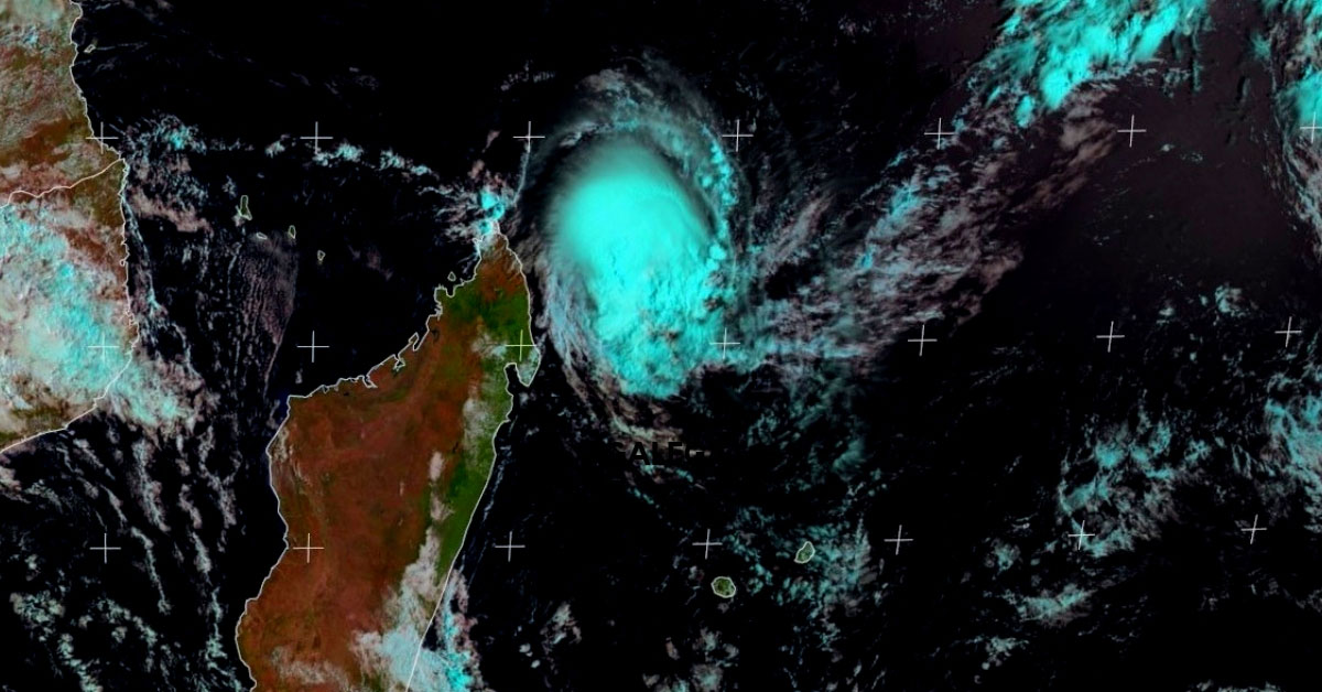 Cyclone Tropical ALCIDE