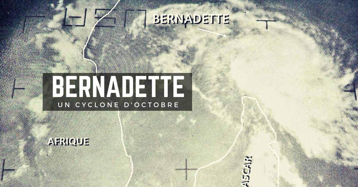 Cyclone Bernadette (octobre 1973)