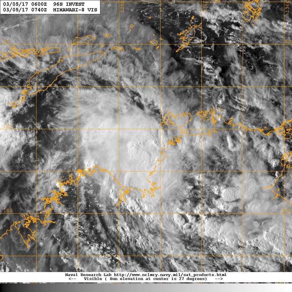 image satellite du 05/03/2017 à 6z (NRL)