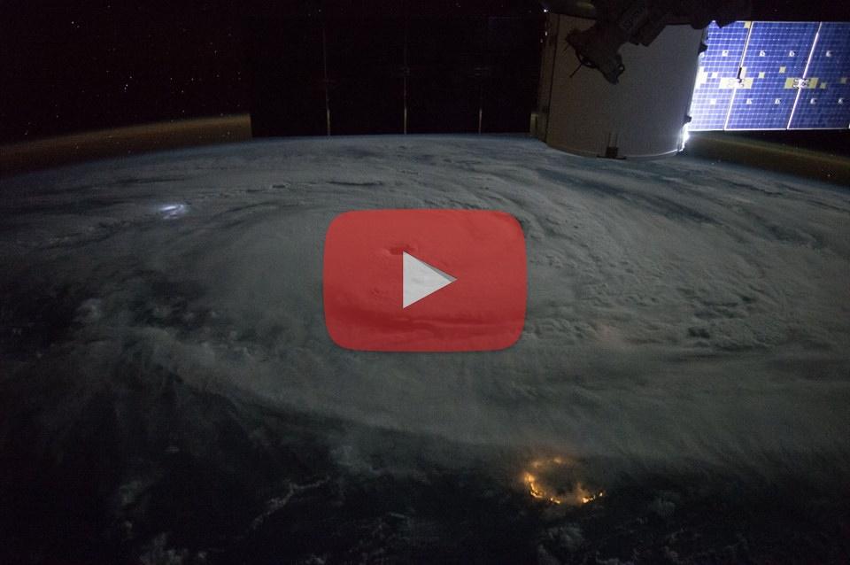 Saison cyclonique 2014/2015 en video
