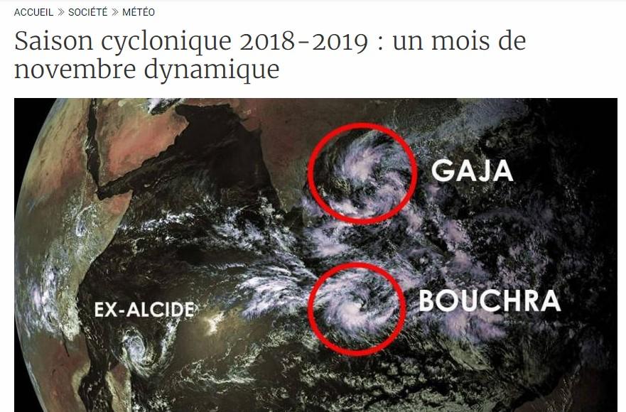 Article de cycloneoi.com sur clicanoo