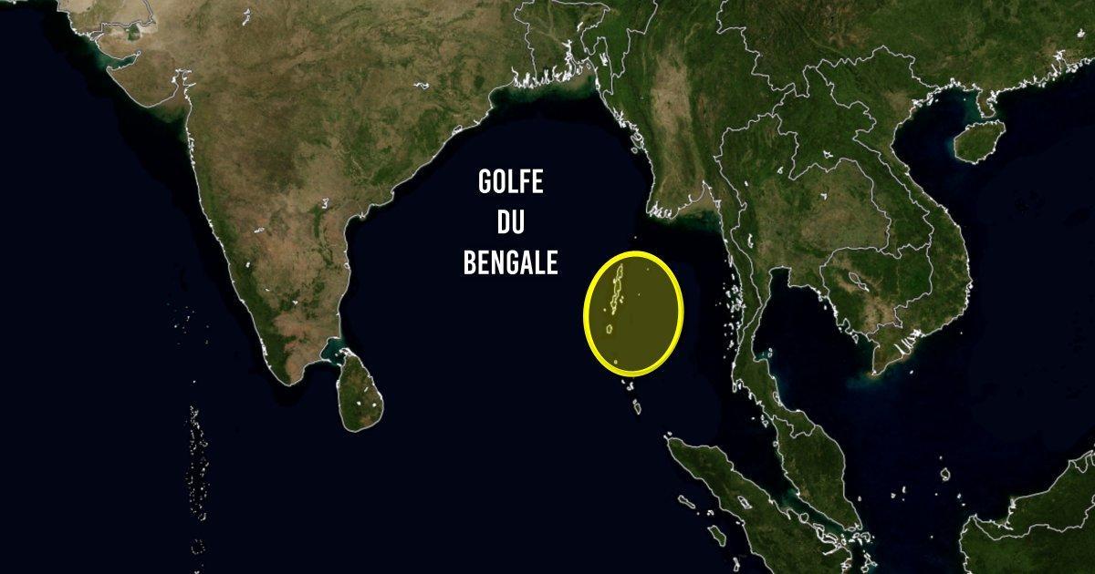 Cyclogene se golfe du bengale