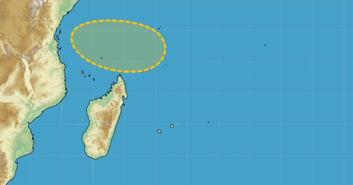 Cyclogene se ocean indien sud ouest