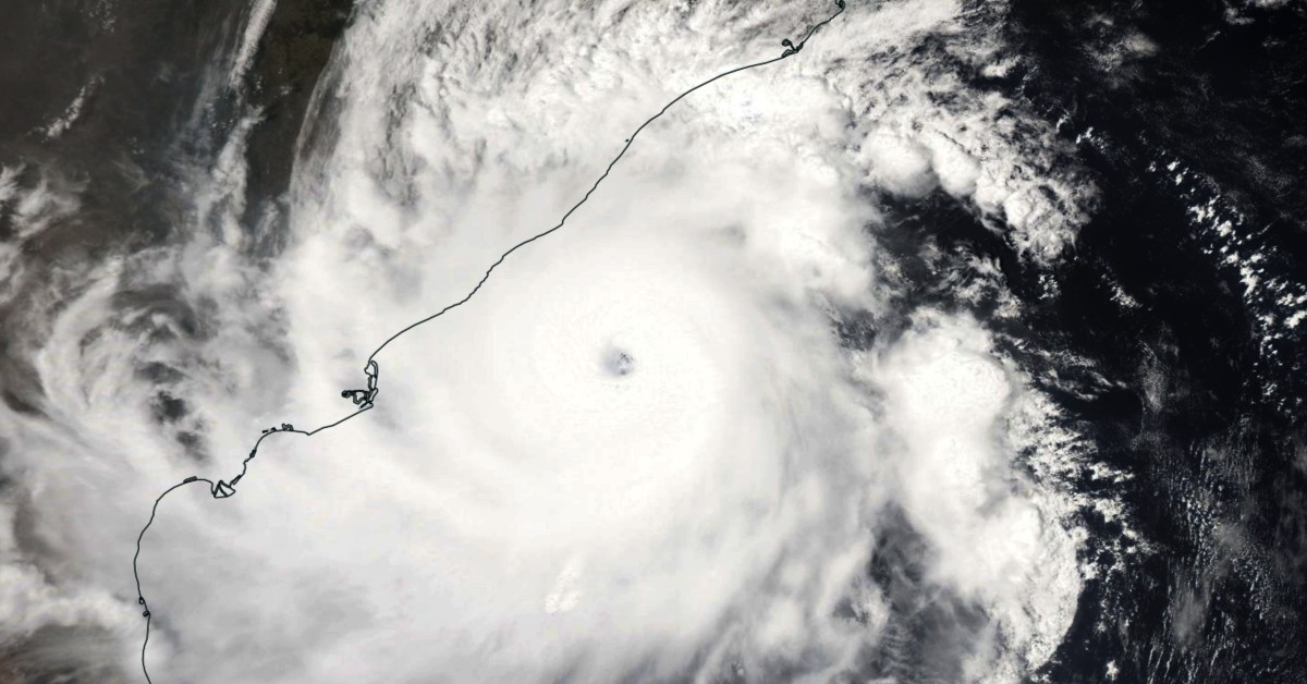 Cyclone Tropical FANI