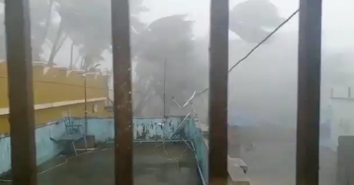 Cyclone fani a puri