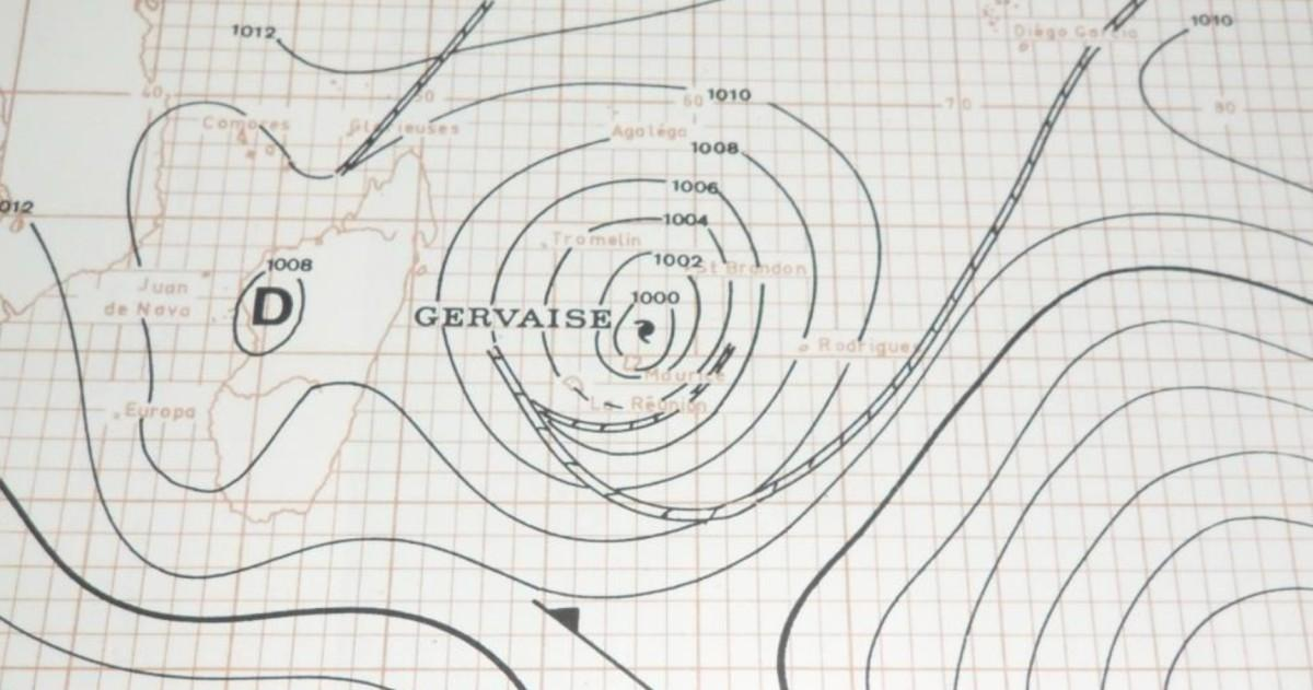 Cyclone gervaise