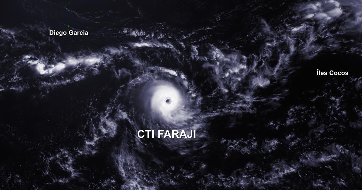 Cyclone intense faraji