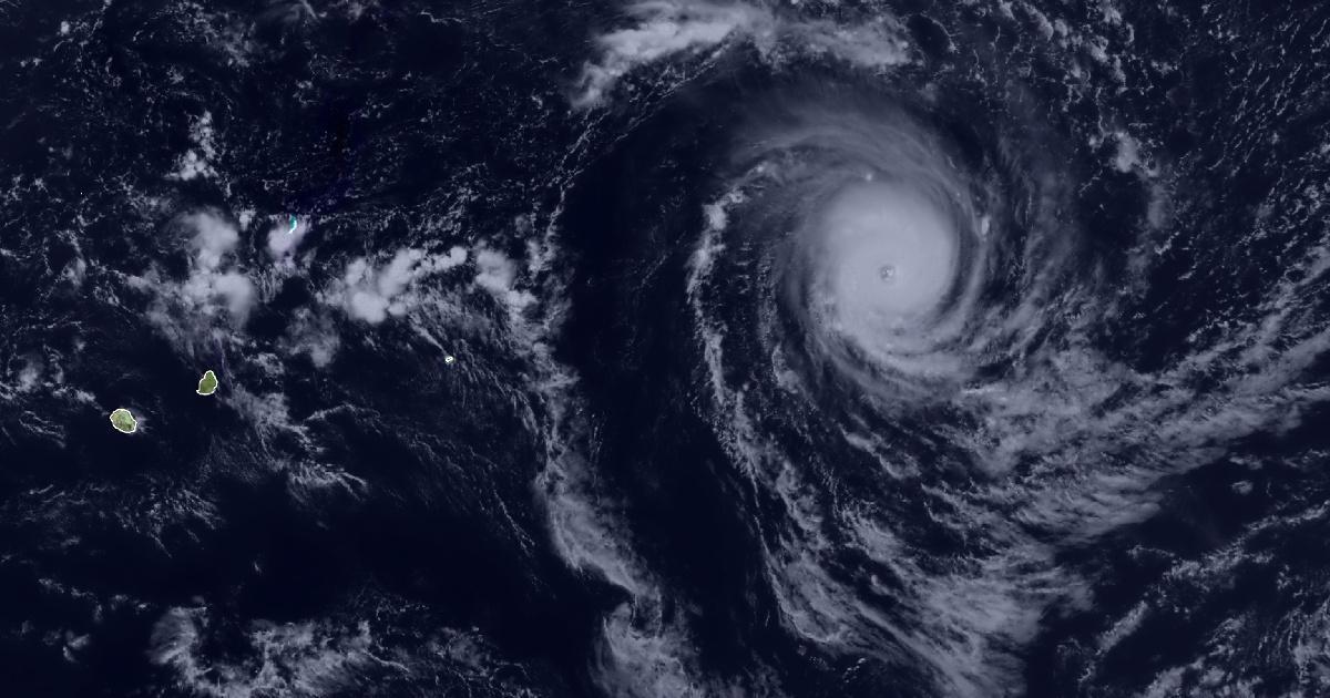 Cyclone intense habana record duree de vie