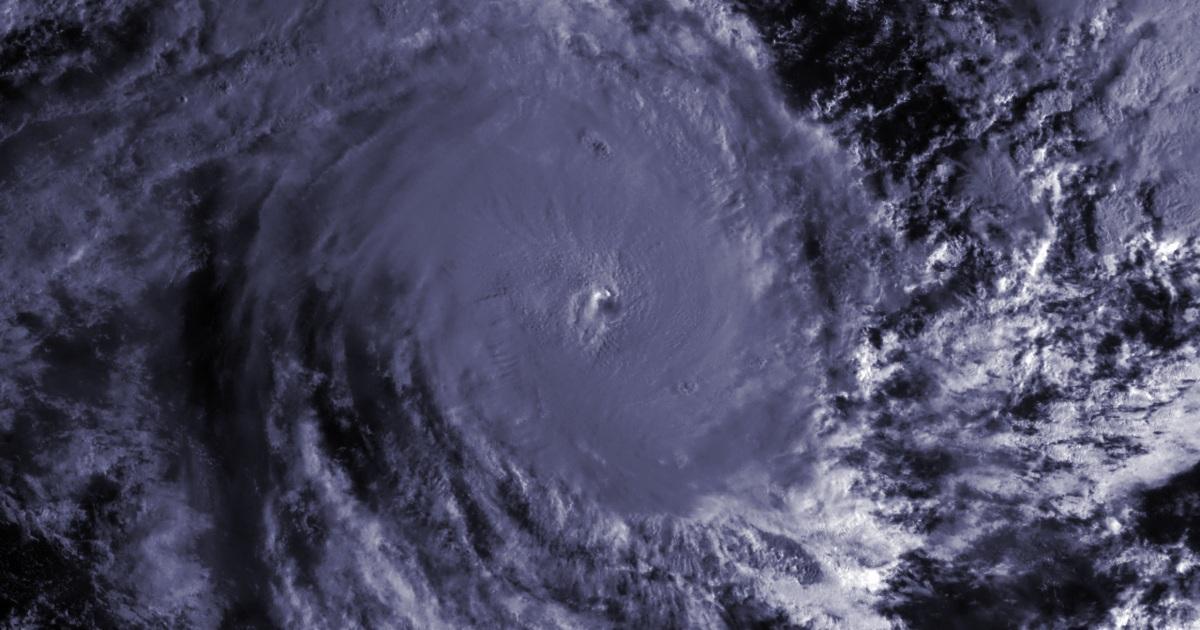 Cyclone tres intense faraji