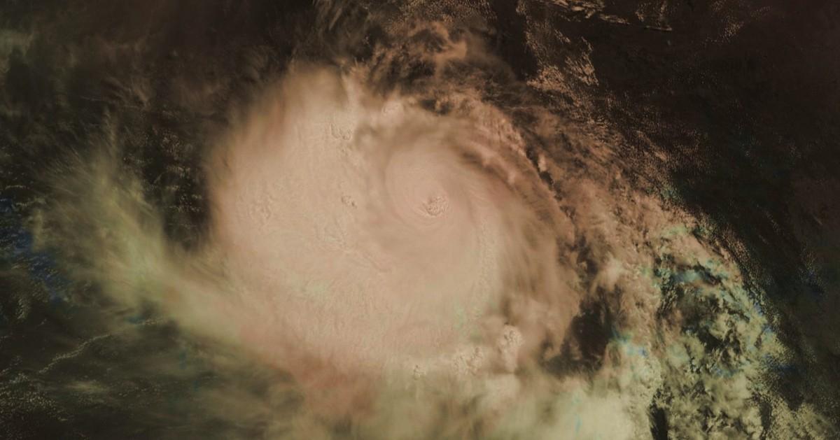 Cyclone tropical vayu