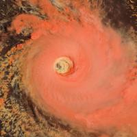 Cyclone Intense DORA (FEV 2007)