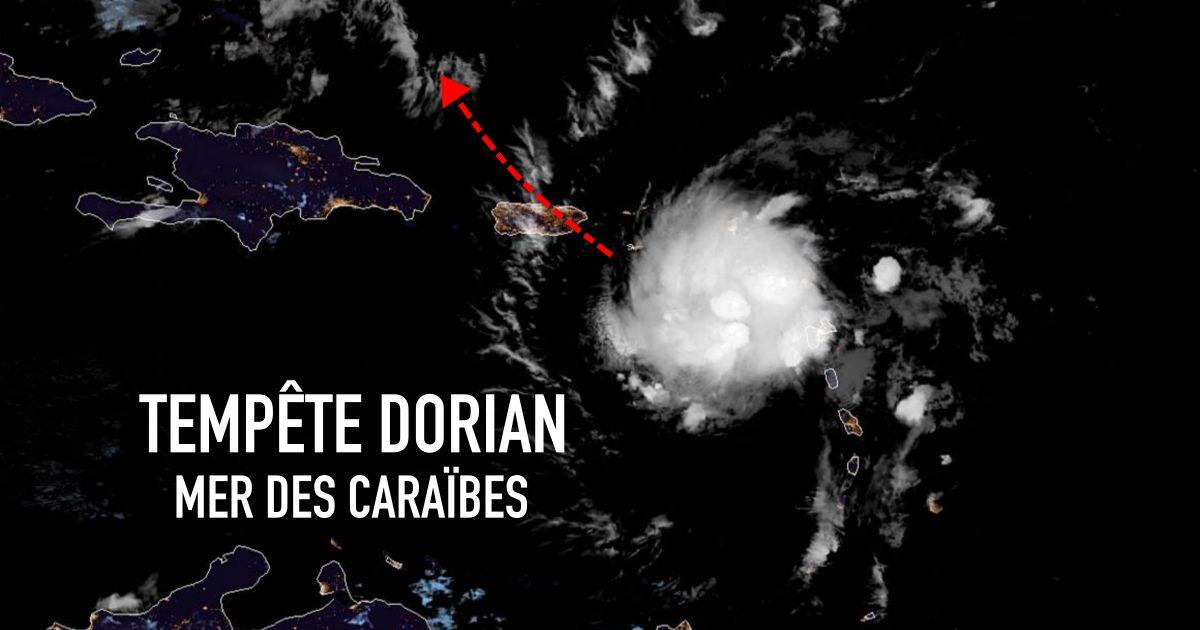 Dorian satellite 2