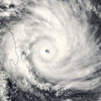Cyclone Très Intense GAFILO (MARS 2004)