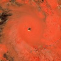 Cyclone Très Intense HELLEN (AVR 2014)
