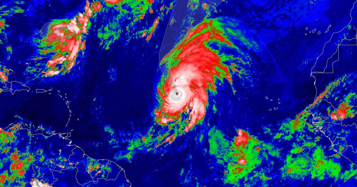 Hurricane lorenzo 2