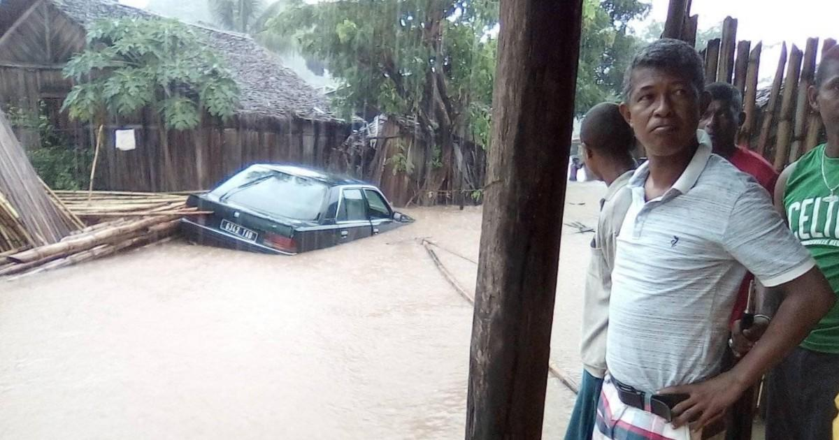 Inondation a madagascar