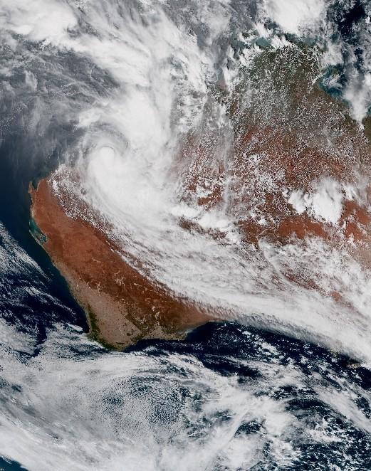 Tempête Tropicale JOYCE ce 12/01/2018 à 05:30utc (RAMMB)