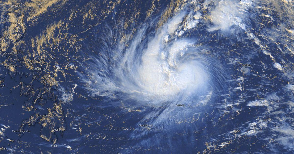 typhoon Kammuri