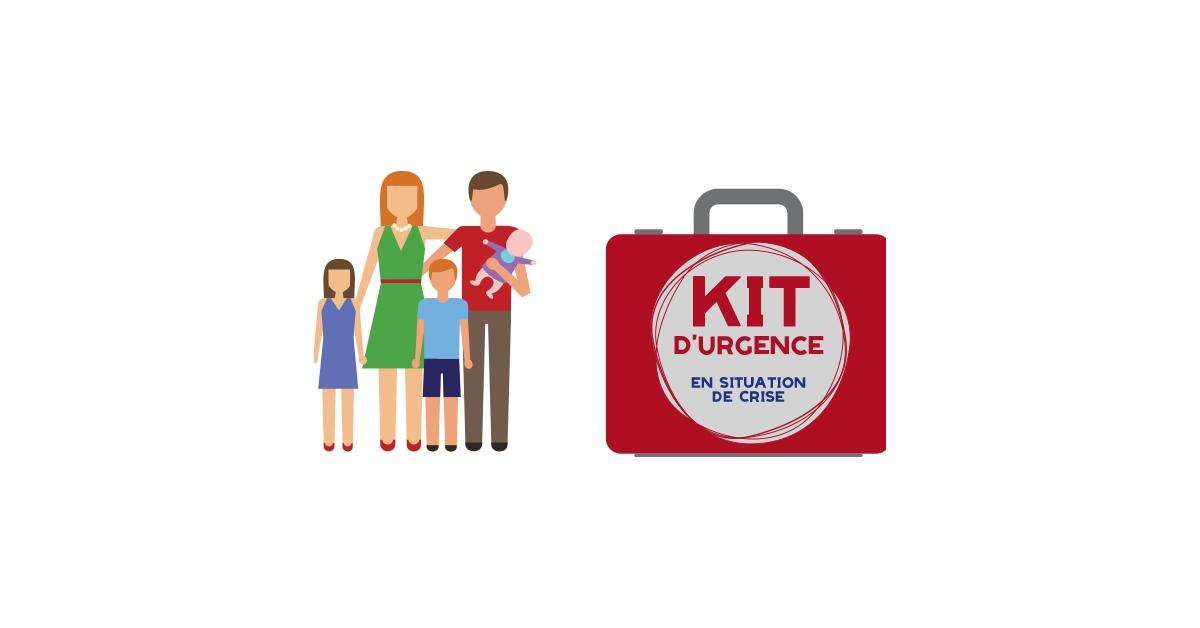 Kit urgence cyclonique