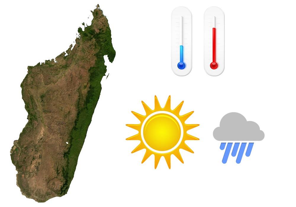 Madagascar tendances saisonnière JAS 2015