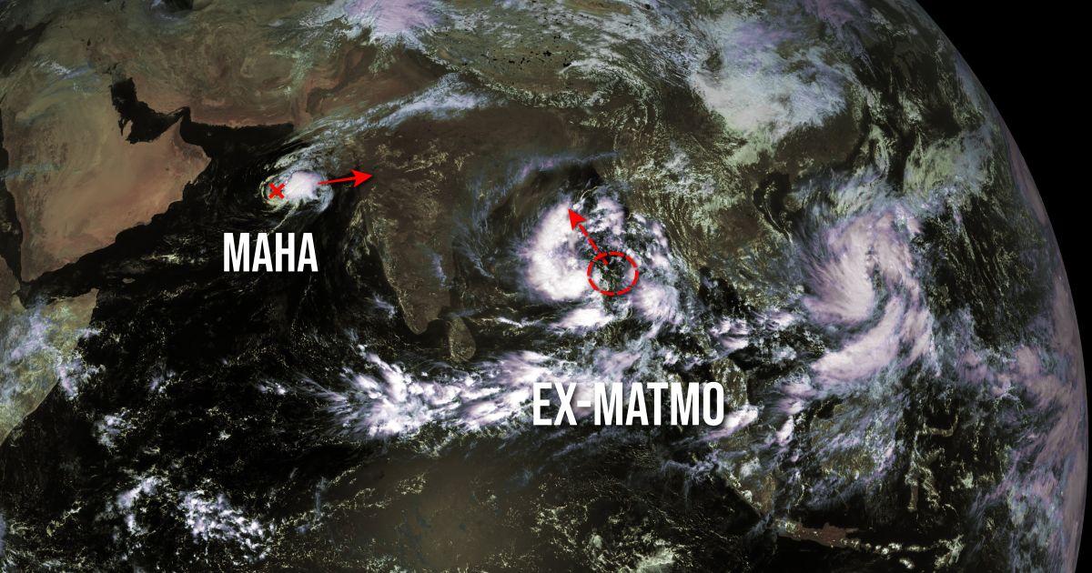Maha matmo forecast