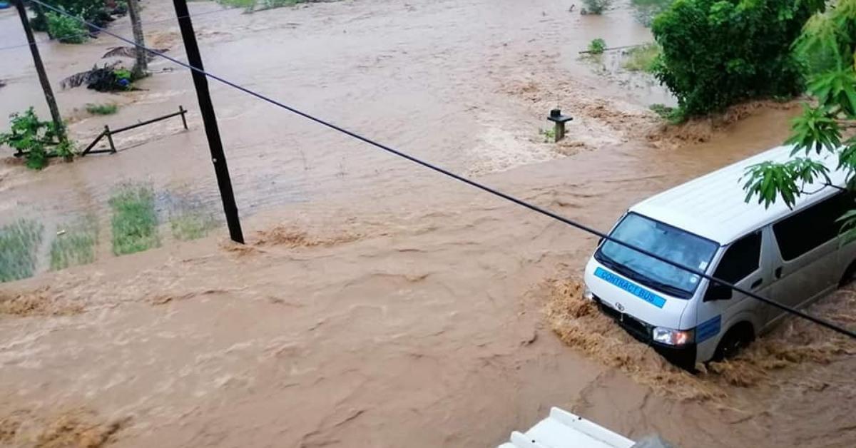 inondation maurice