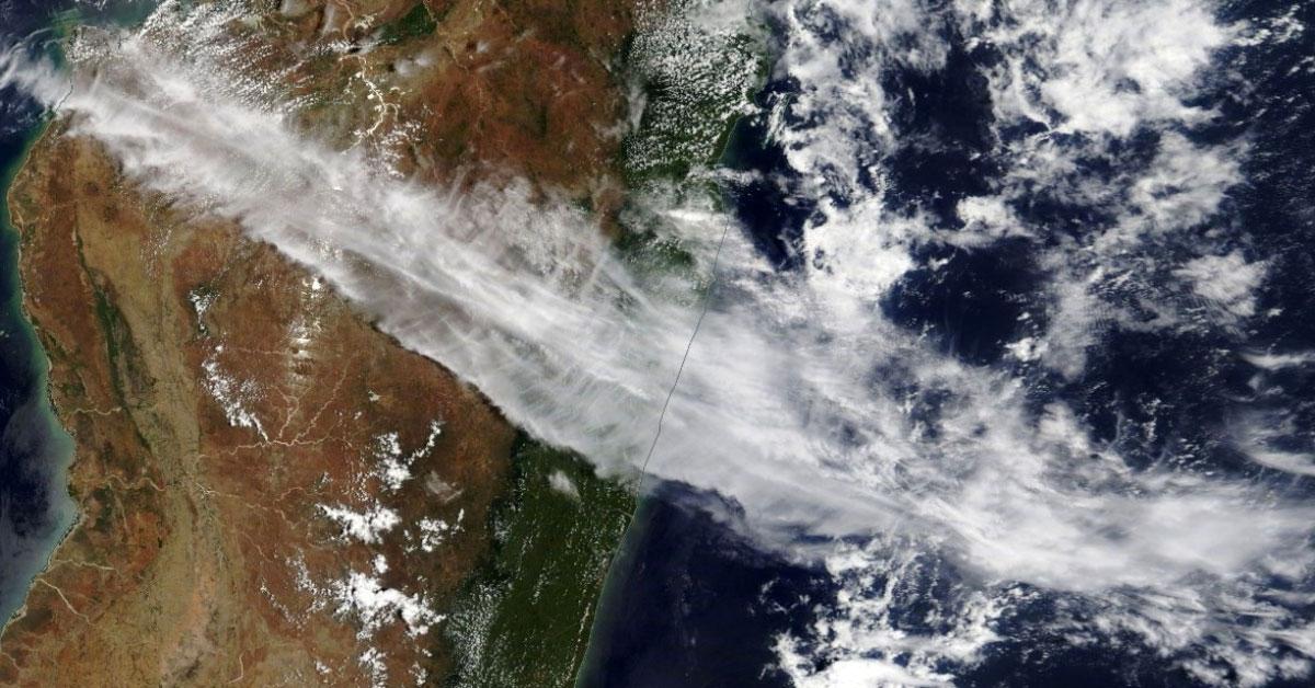 Meteo ocean indien