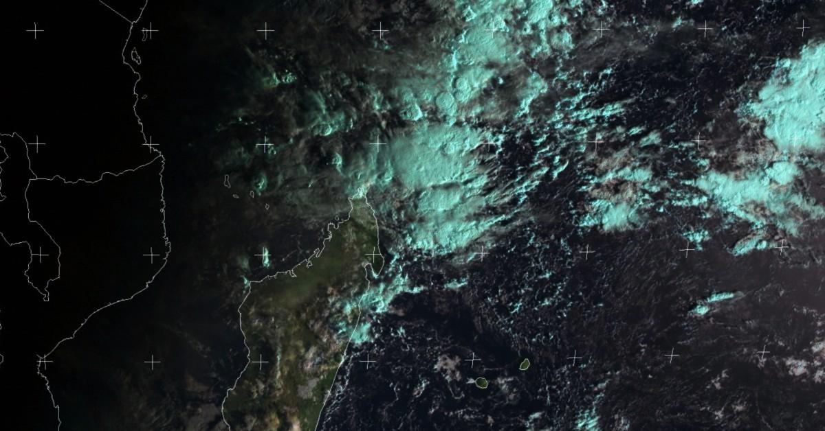 orage au Nord-Est de Madagascar