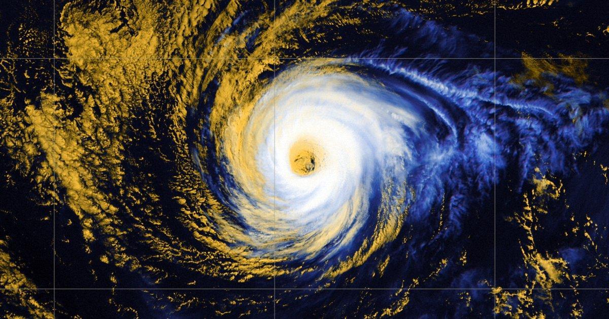 Ouragan hurricane linda
