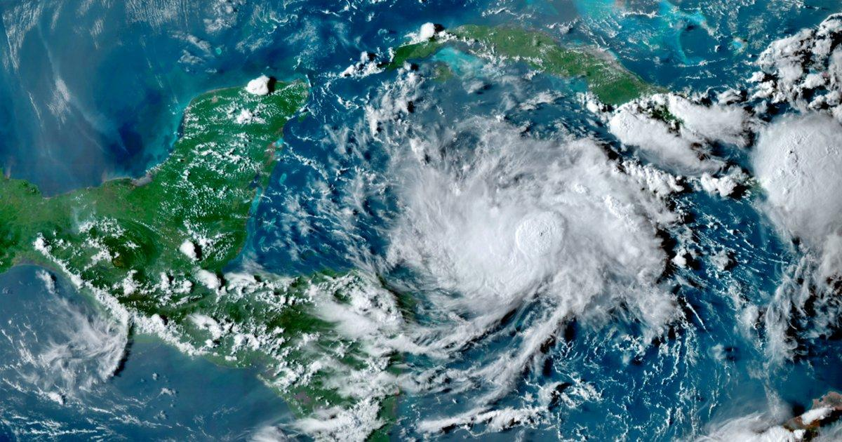 Ouragan nana