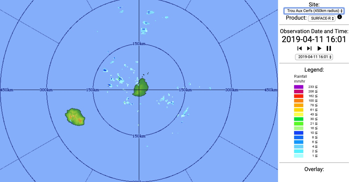 Radar maurice