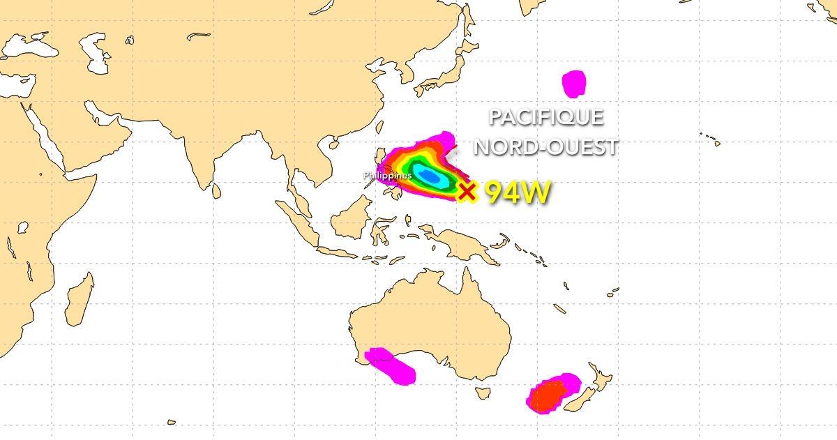 Saison des typhons 2021