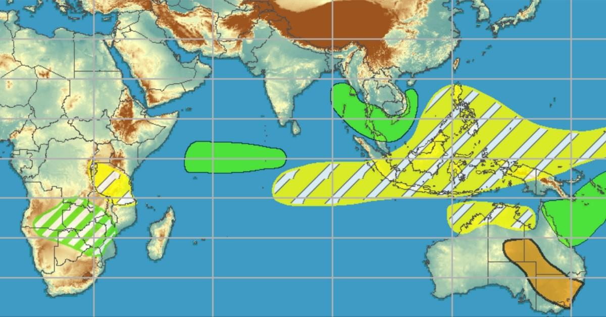 prevision cyclone ocena indien