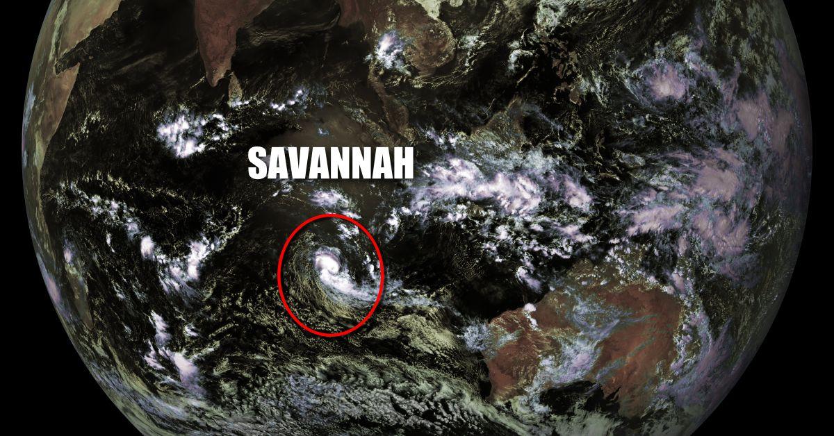 Cyclone Tropical Savannah