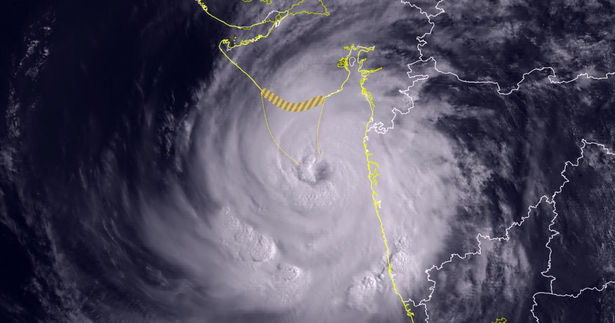 Super cyclonic tauktae