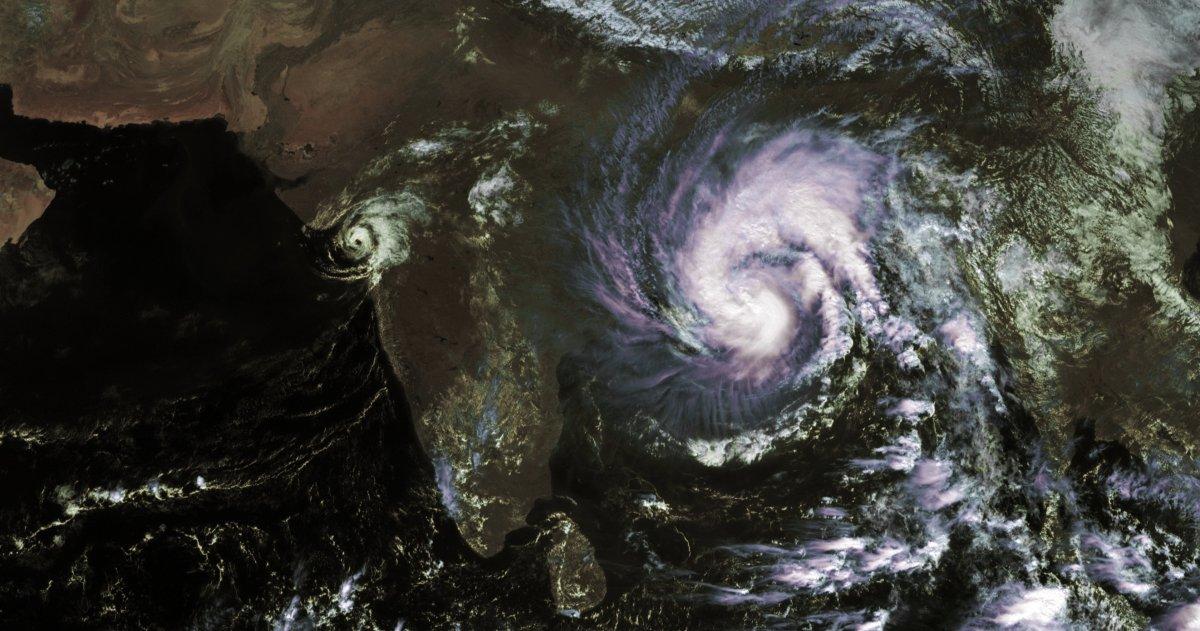 Tropical cyclone bulbul