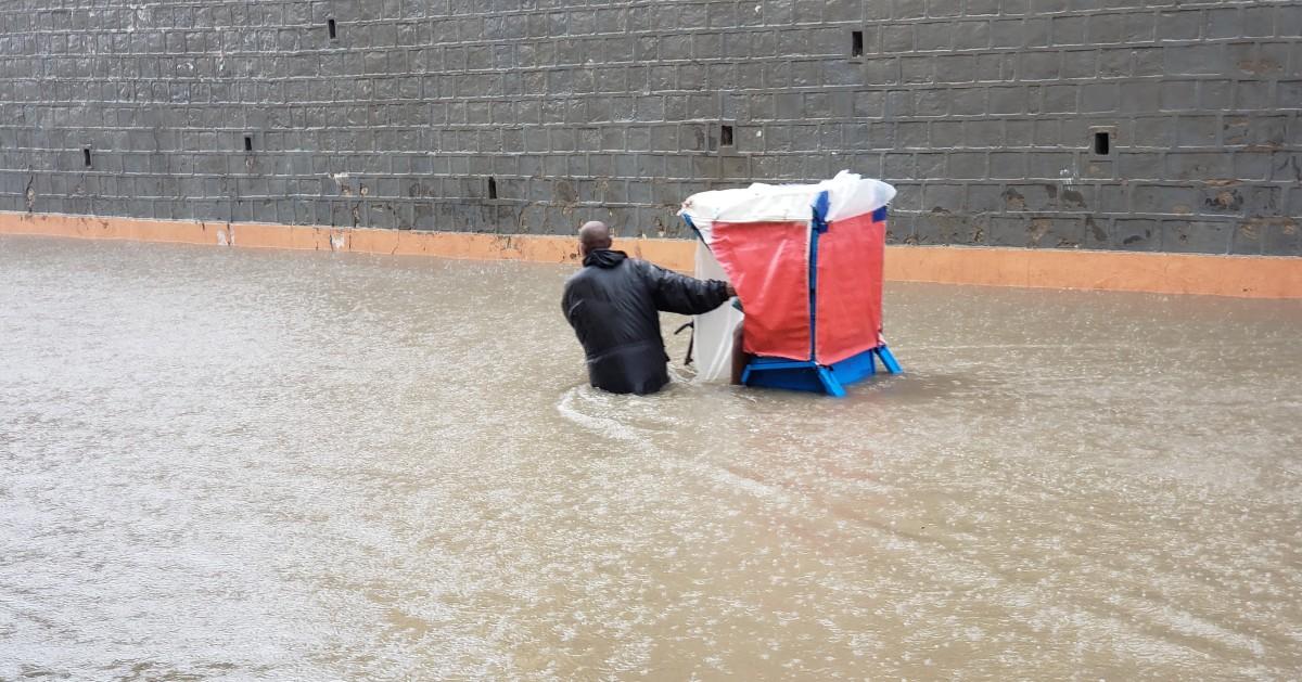 Inondation à Tuléar