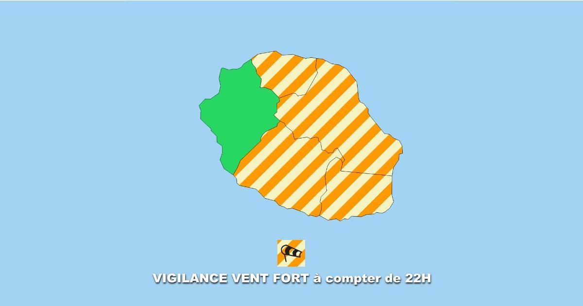 Vigilance cent fort reunion 22h 27 aout 2021